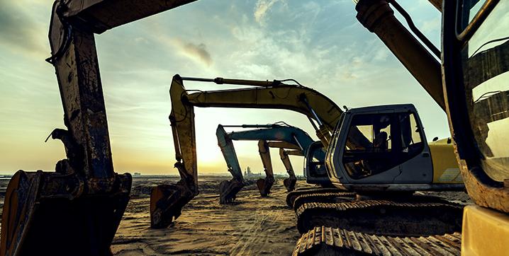 saiba quais são as máquinas utilizadas na construção civil