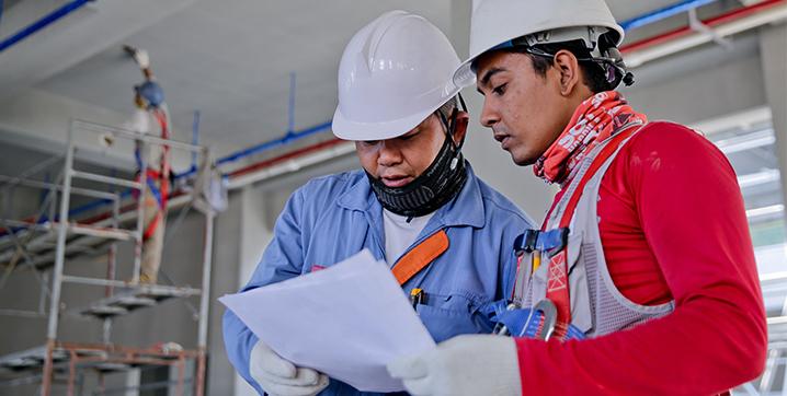 conheça os benefícios da vistoria da obra