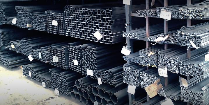 Escolha o melhor comércio de ferro e aço