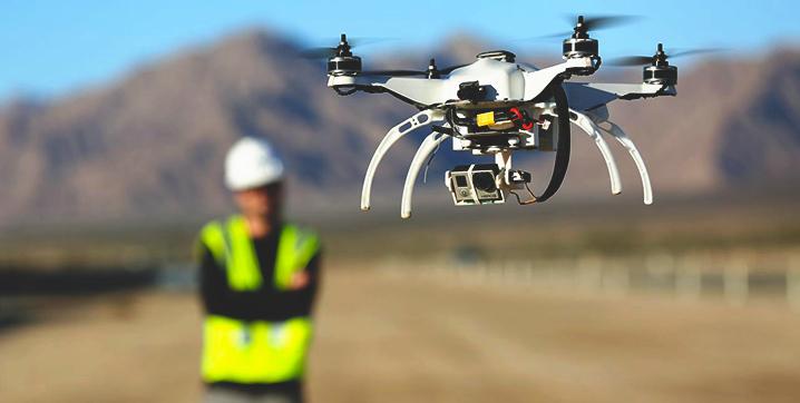 A tecnologia na construção civil