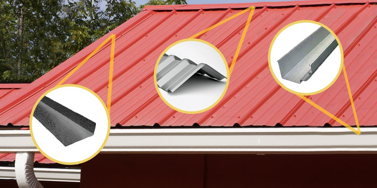 telhado com instalação de calhas rufos e cumeeiras